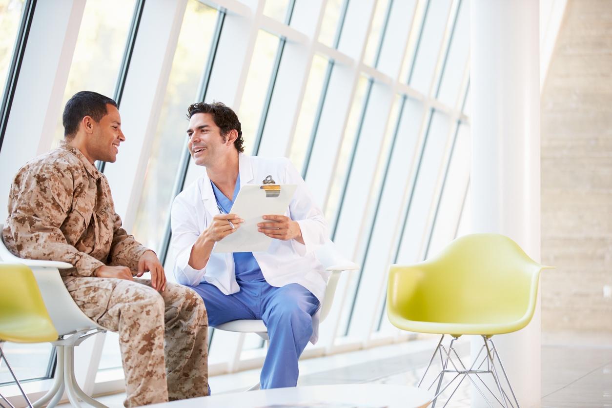 serving military locum tenens physician
